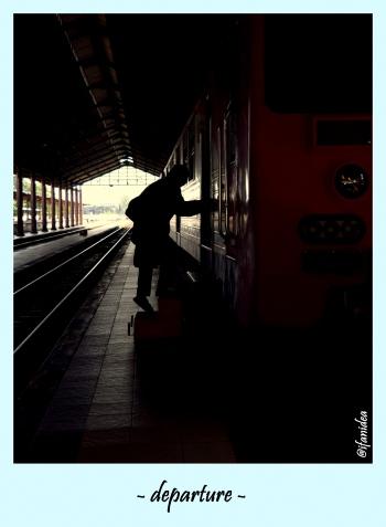 departure | @ifanidea